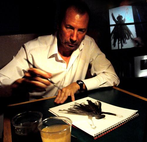 David Lloyd portrait